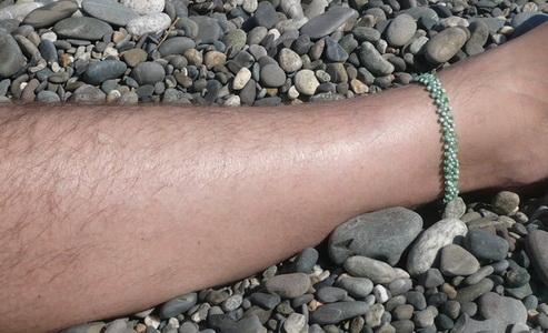 волосатая нога