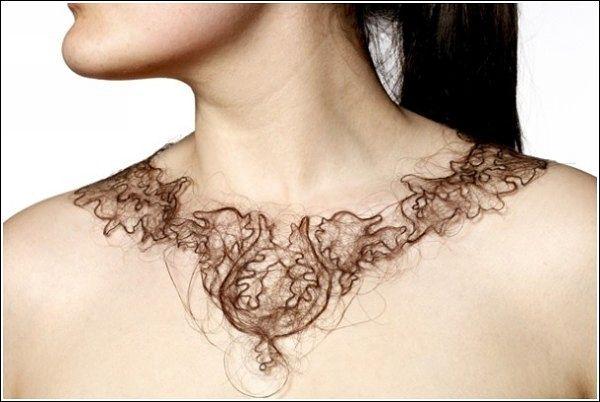 самая волосатая грудь: